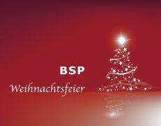 BSP Weihnachtsfeier